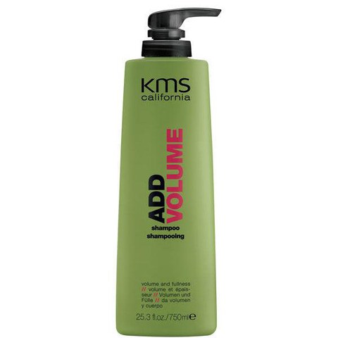 KMS California Add Volume Shampoo (Fülle) 750ml
