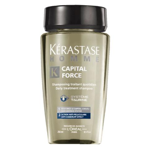 Kérastase Homme Capital Force Anti Dandruff Shampoo