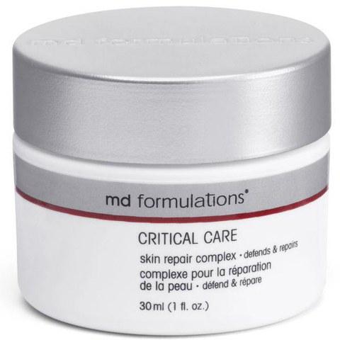 Crema complejo reparador MD Formulations Critical Care