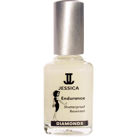 Base à ongles Jessica Diamond Super Protect Basecoat Endurance 14.8ml