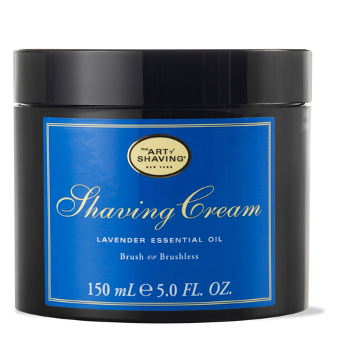 The Art of Shaving Shaving Cream Lavender 150g
