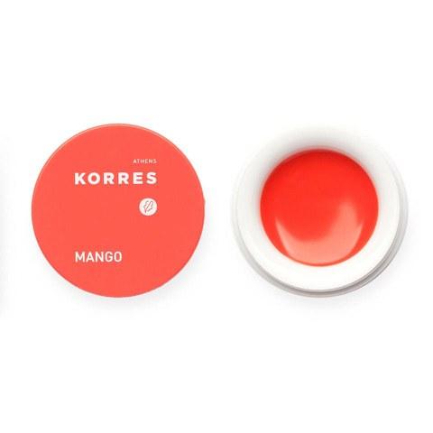 Beurre de lèvres Korres - Mangue 6g