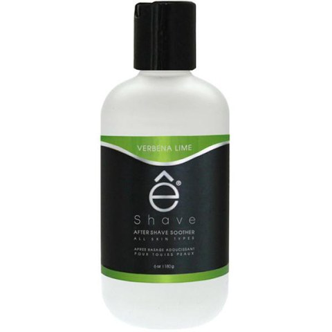 E-Shave Verbena Limette Aftershave Soother (177ml)