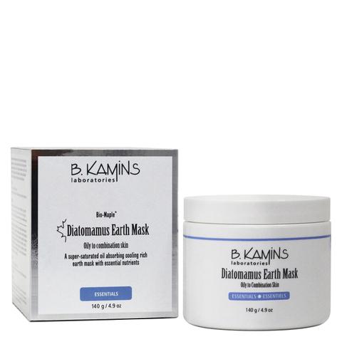 B Kamins Diatomamus Earth Face Mask - Oily to Combination Skin
