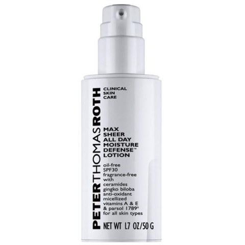 Peter Thomas Roth Max Sheer Moisture Defense Lotion SPF30 50g