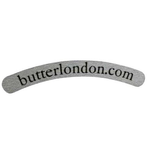butter LONDON Banana Files