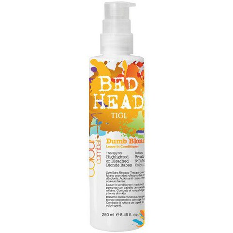 Tigi Bed Head Colour Combat Dumb Blonde Conditioner 750ml