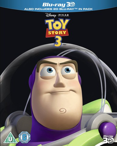 Toy Story 3 3D - Limited Edition Artwork (O-Ring)