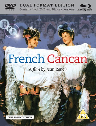 French Cancan [Dual Format Editie]