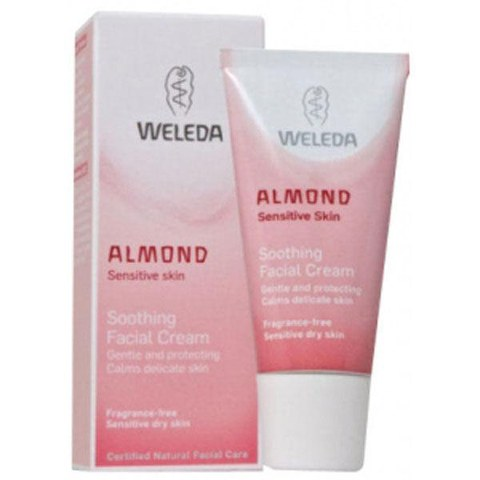 Weleda Almond Soothing Facial Cream (30ml)