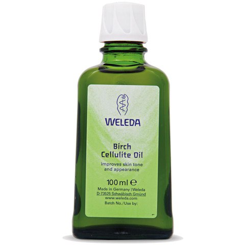 Weleda Birch Cellulite Oil (100 ml)