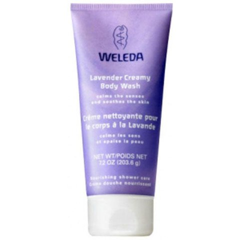 Weleda Lavender Creamy Body Wash (200ML)