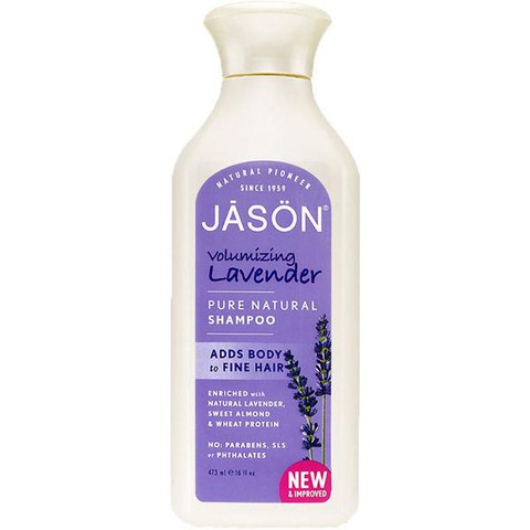 JASON Volumizing Lavender Shampoo (473g)