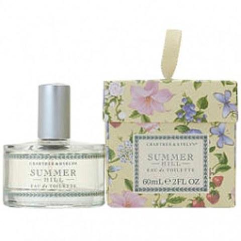 Crabtree & Evelyn Summer Hill Eau De Toilette (60 ml)