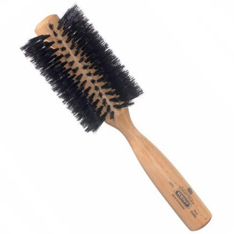 Kent Lbr2 Finest Beechwood Spiral Bristle Brush - 55mm