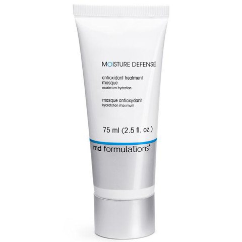 MD FORMULATIONS MOISTURE DEFENSE ANTIOXIDANT TREATMENT MASQUE (75ml)