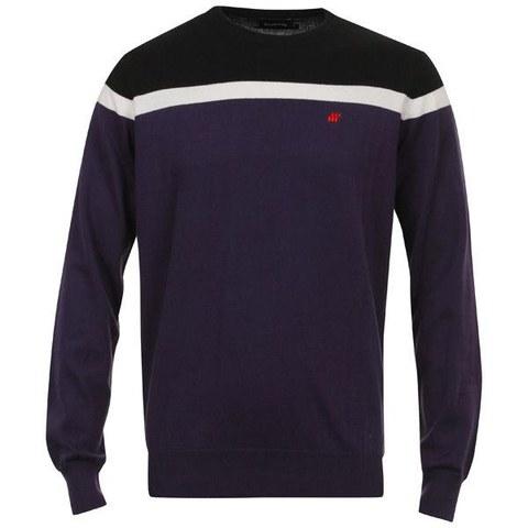 Boxfresh Men's Gnoma One Sweatshirt - Purple Velvet