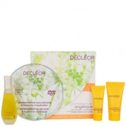 DECLÉOR NOURISHING AROMA KIT - ANGELIQUE (3 PRODUCTS)