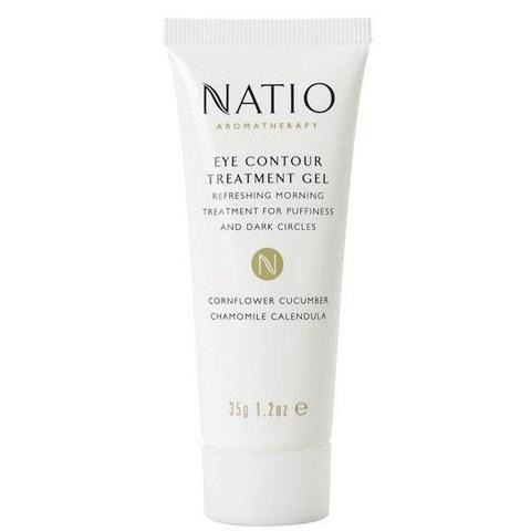 Gel contour des yeux Natio (35G)