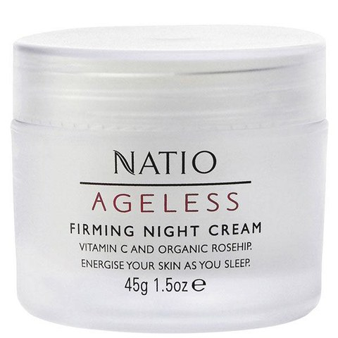 Natio Ageless festigende Nachtcreme 45gr