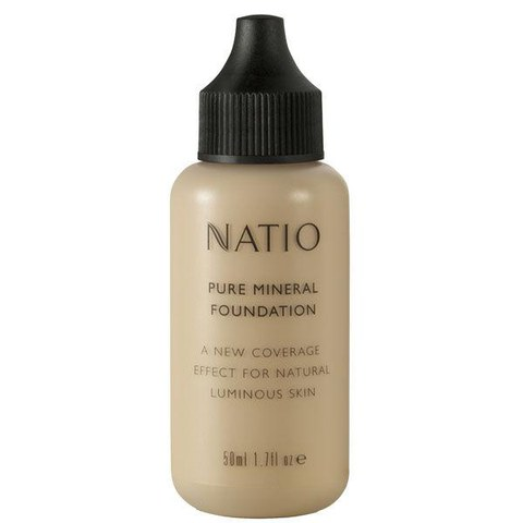 Maquillaje mineral Natio - Light (50ml)