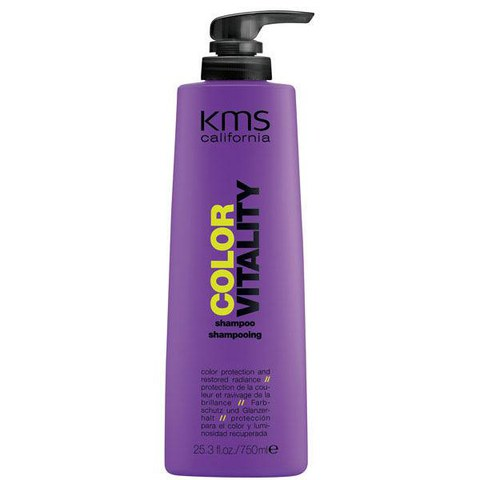 KMS CALIFORNIA COLORVITALITY SHAMPOO - SUPERSIZE (750ML)