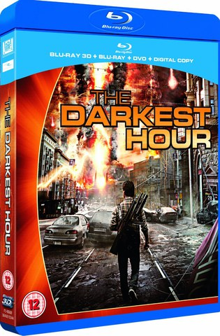The Darkest Hour 3D (3D Blu-Ray, 2D Blu-Ray and Digital Copy)