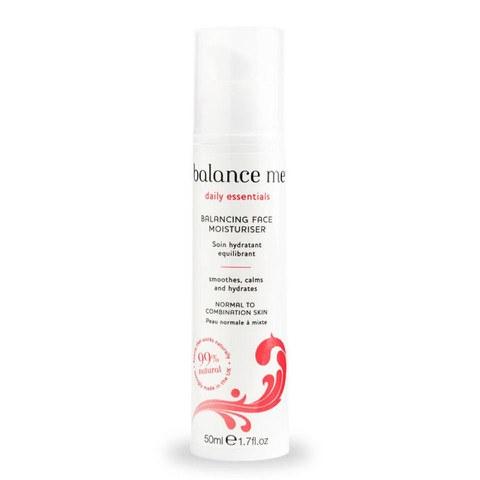 Balance Me Balancing Face Moisturiser 50ml (Free Gift)