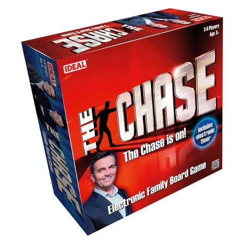John Adams The Chase Board Game