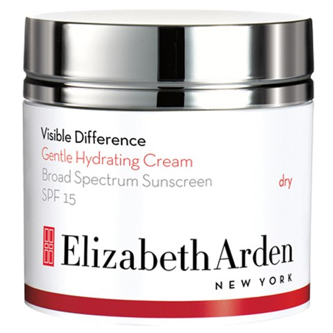 Crema hidratante suave Elizabeth Arden Visible Difference Spf15 (50ml)