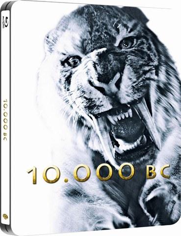 10,000 BC - Steelbook Edition