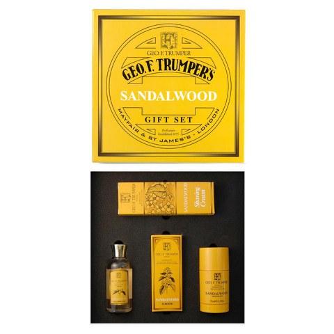 Trumpers Sandalwood Gift Box