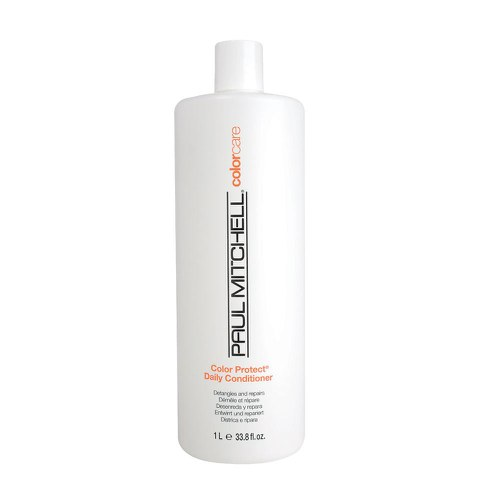 Paul Mitchell Colour Protect Daily Conditioner (1000ml) with Pump (Bundle)