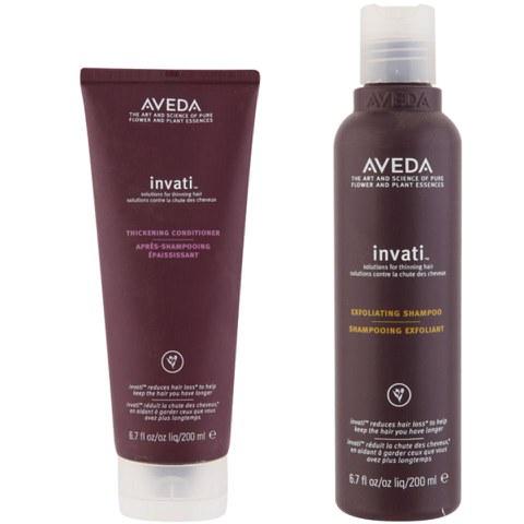 Aveda Invati Duo- Shampoo & Conditioner