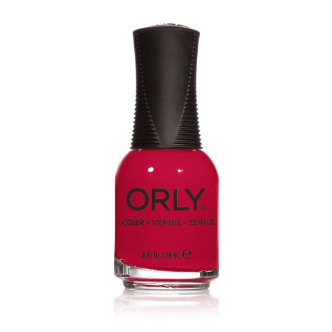 ORLY Monroes Red Nagellack
