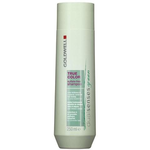 Goldwell Dualsenses Green True Color Sulphate-Free Shampoo (250ml)