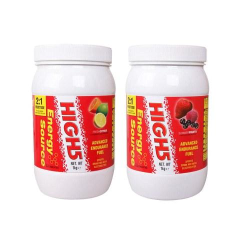 High5 Energy Source - 1kg Jar