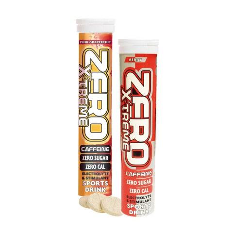 High5 Sports Zero Xtreme Caffeine Hydrations Tabletten - 20 Stück