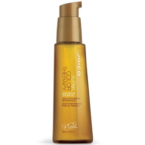 Joico K-Pak Color Therapy Restorative Styling Oil 100 ml