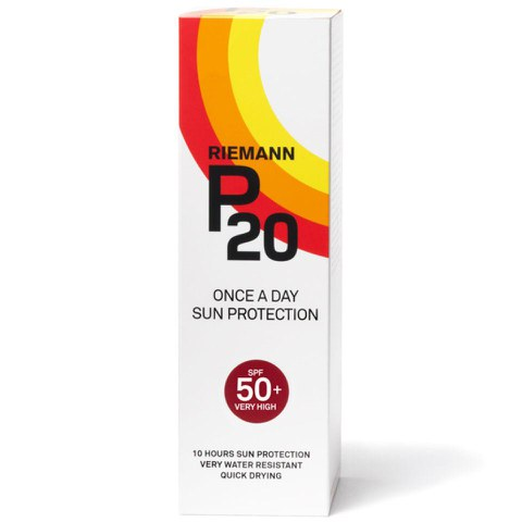 Crema solar Riemann Sun Filter P20 (100ml) SPF50+