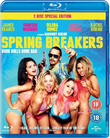 Spring Breakers (Includes UltraViolet Copy)