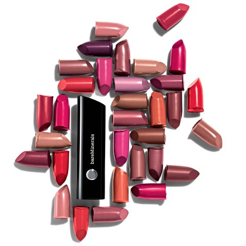 bareMinerals Marvelous Moxie Lipstick - Various Shades (3.5g)