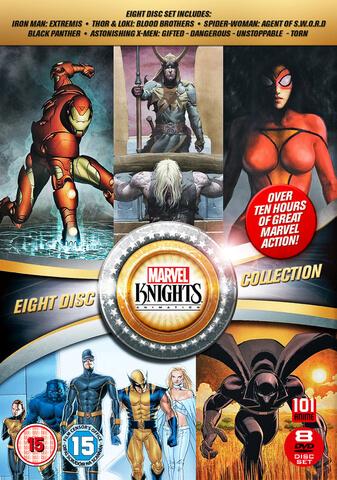 Marvel Knights Verzameling