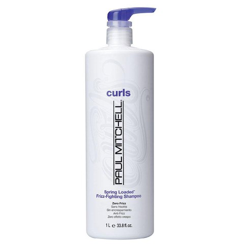 Paul Mitchell Curls Spring Loaded Frizz-Fighting Shampoo (1000ml)
