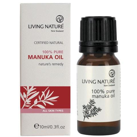 Huile au manuka Living Nature (10ml)
