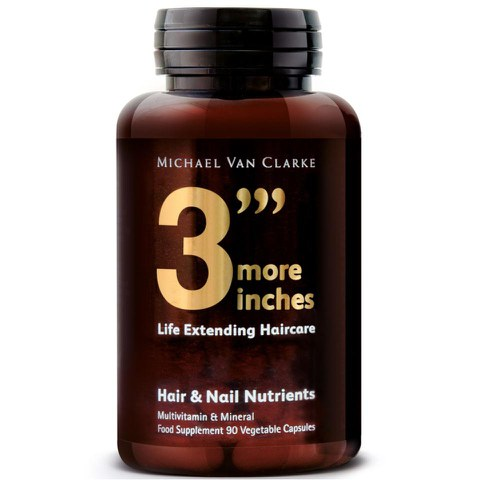3 More Inches Hair and Nail Supplement (90 Tablets)