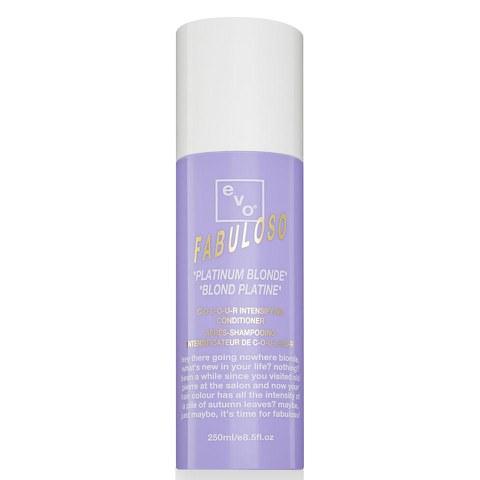 Evo Fabuloso Colour Intensifying Conditioner (Farbpflege) -Platin Blond 250ml