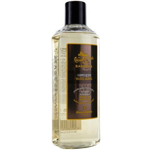 Agua de Colonia Barberia Neutral Shampoo