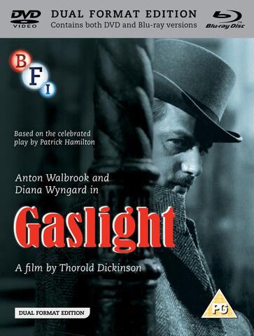 Gaslight (Dual Format Edition)