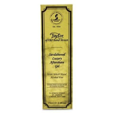 Taylor of Old Bond Street Sandalwood Luxury Aftershave Gel (75ml)